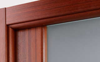 Особенности установки наличников межкомнатных дверей
