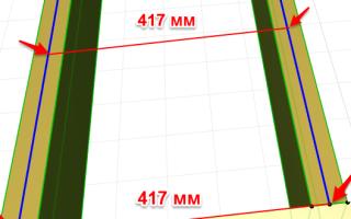 Расстояние между лагами для утеплителя
