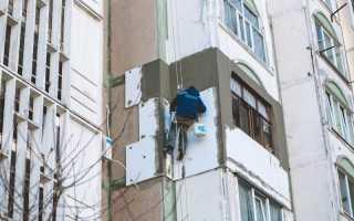 Как утеплить стеклянный балкон— технологический процесс