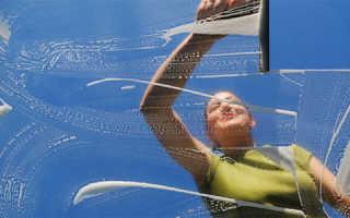 Каким средством мыть пластиковые окна — полезные советы